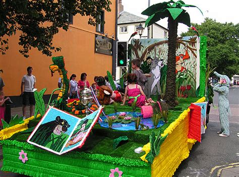 themes for carnival floats homecoming ideas on pinterest jungles jungle theme and