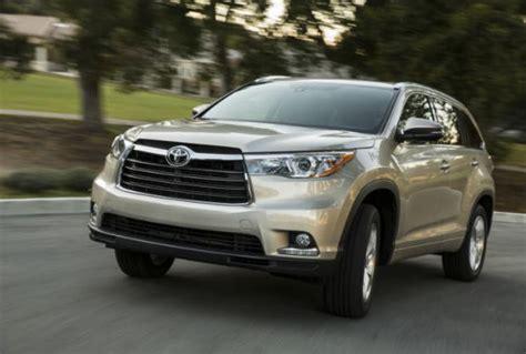 Toyota Luxury Brand Luxury Without The Label New 2014 Toyota Highlander Goes