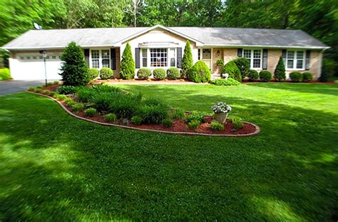 curb appeal for ranch style house doors garage garage doors garage organizations