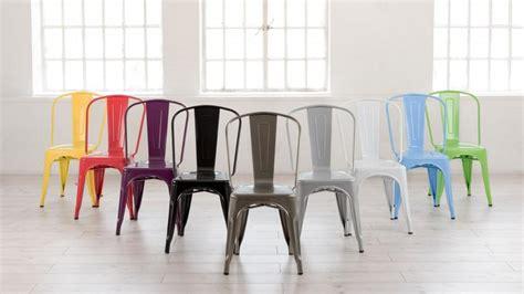 sedie industrial design tolix la sedia icona dello stile industrial la sta