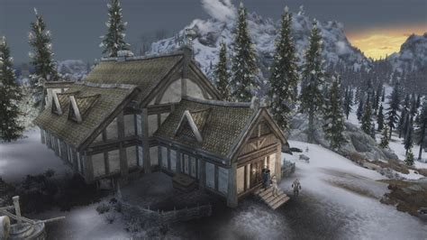 hearthfire houses skyrim nexus mods and community