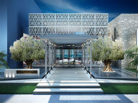 entrance design modern architecture hotel entrance design africa sofitel