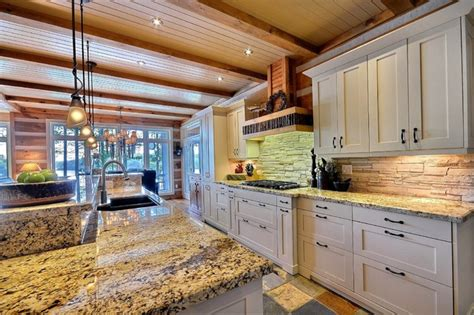 rustic contemporary kitchen contemporary rustic contemporary kitchen toronto