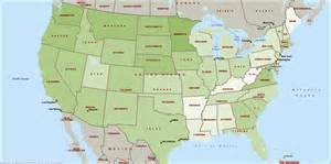 Map Of Nw Usa by Map Of Northwest Usa