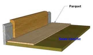 Poser Des Plinthes De Parquet by Comment Poser Un Parquet Colle 8 Coller Des Plinthes