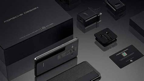Huawei Mate 10 Pro Porsche Design Black Ram 6gb Rom 256gb huawei unveils porsche design mate 10 gadgetmatch