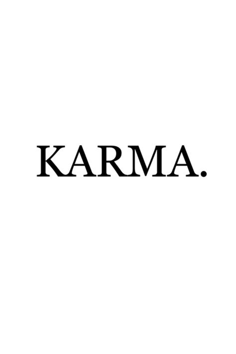 karma quotes text typography image 598985 on favim