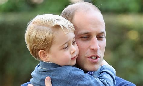 prince william prince william and prince george the story their