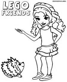 lego friends coloring pages coloring pages to download