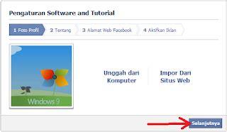 membuat halaman facebook di blog cara membuat halaman di facebook untuk blog iqbal fp