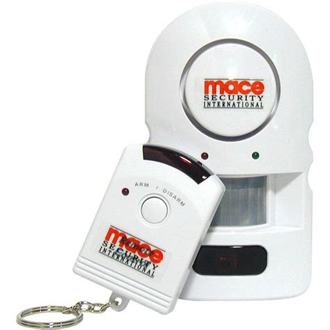 mace remote alarm system tools home security safety