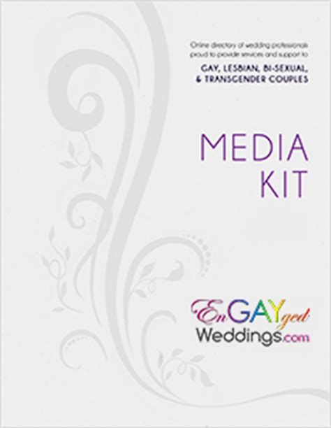 Wedding Advertising by And Wedding Advertising Lgbt Wedding