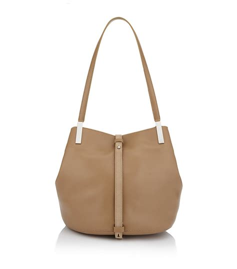 Garden Tote by The Row Leather Garden Tote In Brown Lyst