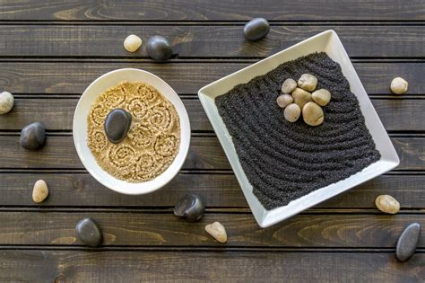 table zen garden make a tabletop zen rock garden diy network made