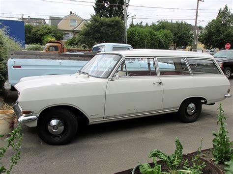 opel rekord 1965 seattle s classics 1965 opel rekord 1700 wagon