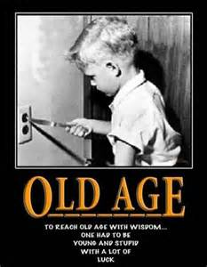 Old Age Meme - youth vs age joke 1 funny picture