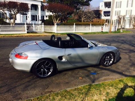 custom porsche boxster porsche boxster custom build only 43 000 from
