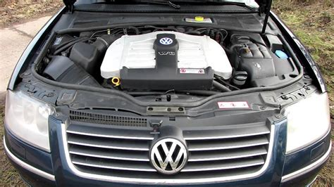 how do cars engines work 2004 volkswagen passat auto manual vw passat w8 engine youtube