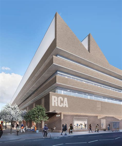 Architect Education And by Herzog De Meuron S Expansion Plans For The Royal College Of