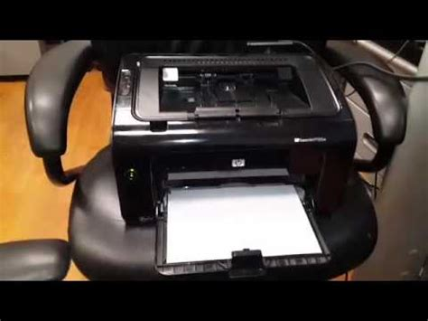 resetting hp p1102w reset impresora hp p1102w youtube