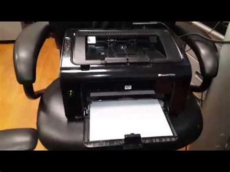 hp laserjet p1102w reset reset impresora hp p1102w youtube