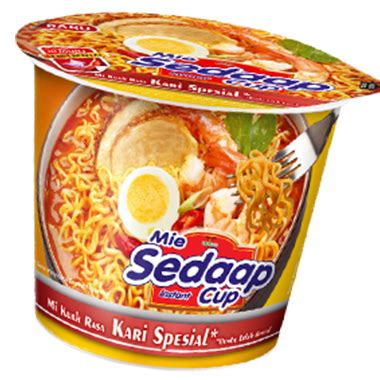 Grosir Teh Sariwangi cup noodle sedaap mie pt indah jaya indonesia