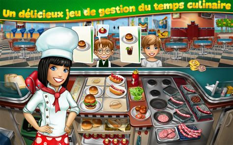 cooking jeux de cuisine cooking fever applications android sur play