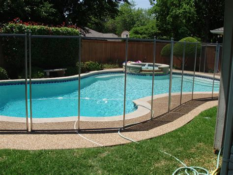 How Much Cost Fence Backyard Cost Of A Pool Fence In Los Angeles