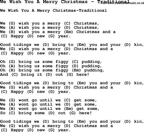 song     merry christmas  traditional  lyrics  vocal performance