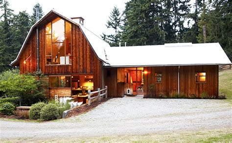 Whidbey House 15 barn home ideas for restoration and new construction