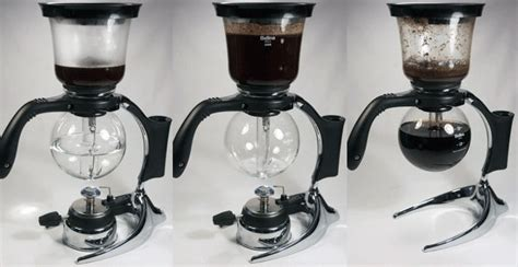 Brewing Methods: Siphon Coffee Maker   Cafe Moto