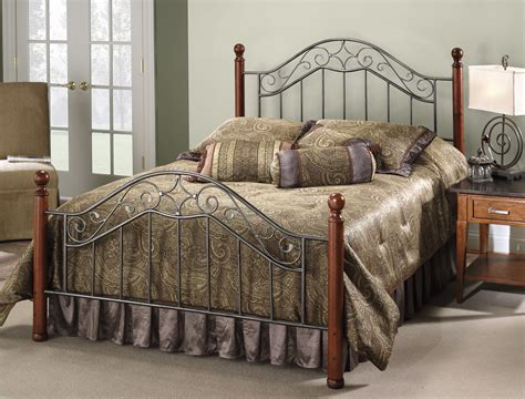 metal and wood bedroom furniture new metal beds and daybeds unveiled by home and bedroom