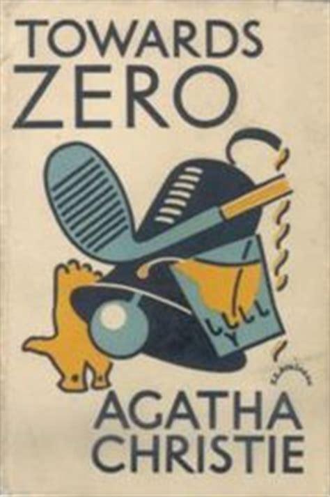 towards zero agatha christie murder mystery