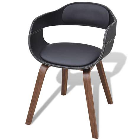 esszimmer mit stuhl schienen bugholz esszimmer stuhl mit kunstleder polsterung g 252 nstig