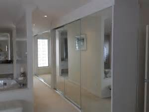 How To Measure Room Size frameless mirrored door built in wardrobes
