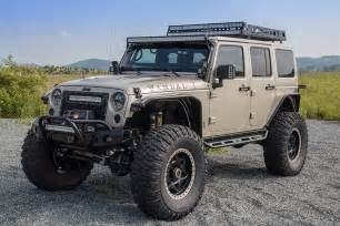 Jeep Customized 2015 Custom Wrangler Unlimited Rubicon Project Vandal