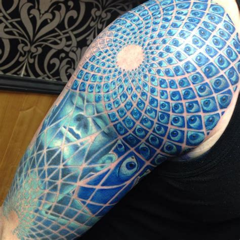 tool alex grey sleeve tattoo by craig holmes by