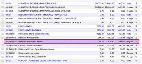 registro decimo tercero 2015 trescloud openerp ecuador tutorial para liquidaci 211 n de