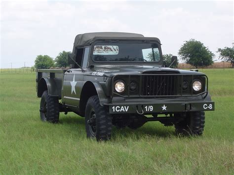 jeep kaiser custom m715 greatness custom jeep projects jeeps