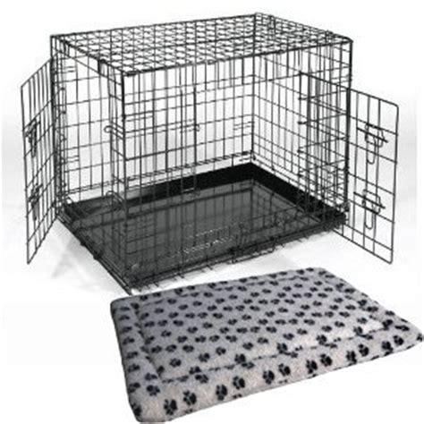 gabbia per cani da interno xl gabbia da trasporto metallica per cani da 106cm con