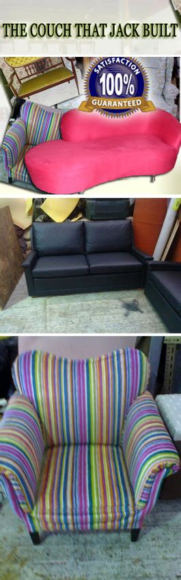 The Couch That Jack Built Glebe New South Wales Jack