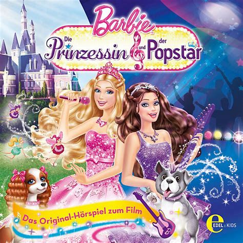 Film Barbie Und Der Popstar | cd barbie die prinzessin und der popstar zum film