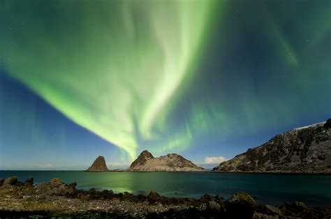 scandinavian cruise northern lights northern lights cruise trip fjord travel