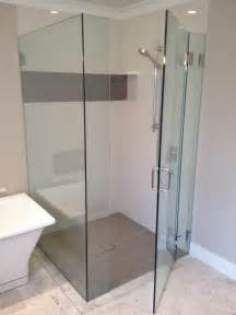 barrier free bathroom design walk in shower opening page 2 architecture design