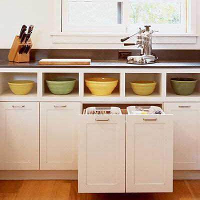 kitchen trash cans for small spaces best 25 paper recycling bins ideas on wooden