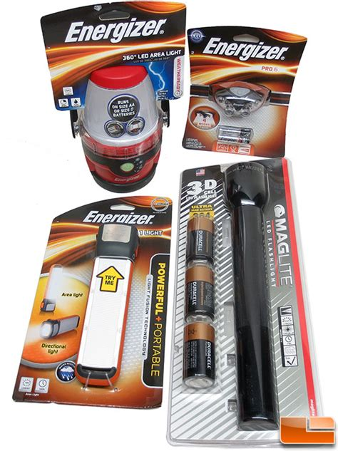 Lu Emergency Energizer preparedness a look at energizer maglite