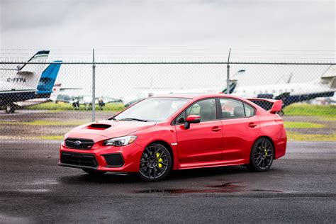 sti subaru red 2018 subaru wrx sti i ll be your driver