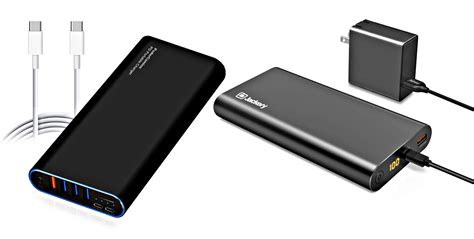 best usb pd power banks for iphone xs and iphone xs max list
