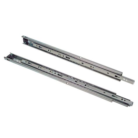 Drawer Slides by Liberty 20 In Soft Bearing Extension