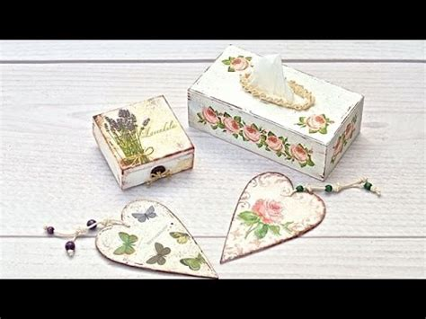 What Do You Need To Decoupage - decoupage what you need to start tutorial diy by